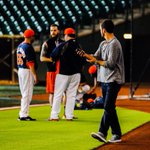 Jarred Cosart walks away after saying good-bye to #astros teammates after learning he had been traded. http://t.co/IZwKNewxlq