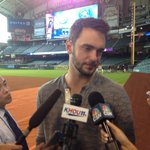 RT @KHOUSportsMatt: #khou #astros #marlins Cosart pulled from field after telling us how tough it is being traded from his hometown team http://t.co/QnCmxEvhK8