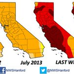 RT @SFist: The worsening drought, illustrated. http://t.co/PrY1PeuSh4 http://t.co/jzipSh6VXx