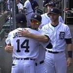 RT @MLBFanCave: Austin Jackson left his final @tigers game to a huge standing ovation. WATCH: http://t.co/SK9wRX961W #TradeDeadline http://t.co/xkenIXRETE