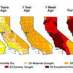 RT @BloombergNews: California's three-year drought just went from bad to dreadful: http://t.co/mNuikYVkgn http://t.co/j3tAkMxVcM