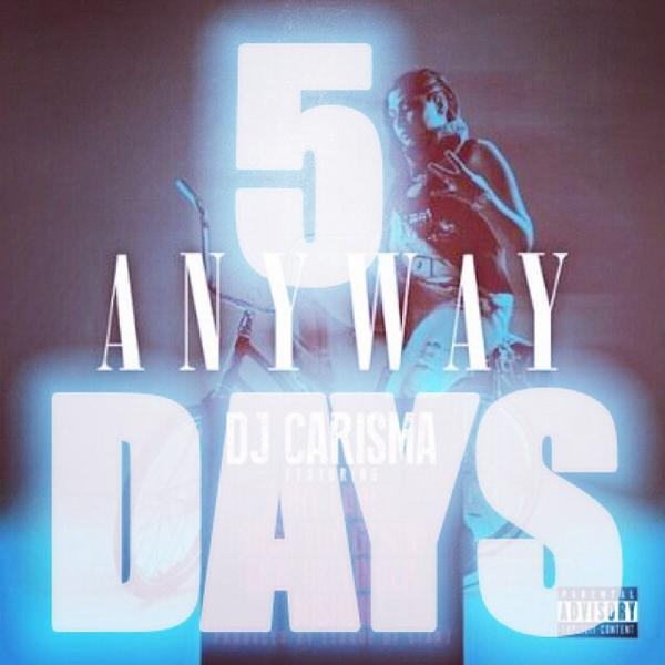 Everyone please support the beautiful & talented @DjCarisma #5DaysAway #Anyway #Support #RT http://t.co/xklkmowqHZ
