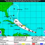 Tropical Storm #Bertha develops east of the Lesser Antilles. http://t.co/dam8iCVe8k @ABC7News @NewsChannel8 http://t.co/iB4vVH5p5b