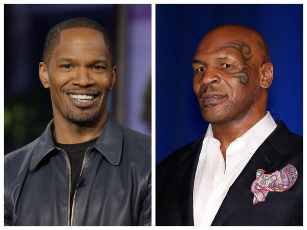 Jamie Foxx is reportedly attached to play Mike Tyson in an untitled biopic. (via @Variety)