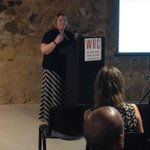Managing director Carrie Gray introduces WRCs first ever Creative Chat #WilmRenCreativeChat http://t.co/lyT1W6PUqo