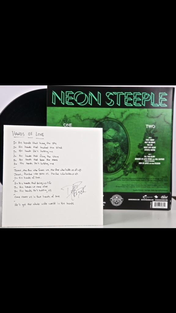 Who wants it? It's up for keeps… RT  #NeonSteeple http://t.co/ORtNFpV60P