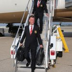 RT @ManUtd: PICS: United have landed in Detroit ahead of Saturdays Ann Arbor game against @RealMadrid. #mutour http://t.co/yo1fABEVwy