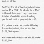 RT @MetsonLearns: The math for the @bcliberals daycare plan. Hmmm @bctf #bced #bcpoli #bctf #SayYesToMediation #bcsta http://t.co/o7on4Gtgiw
