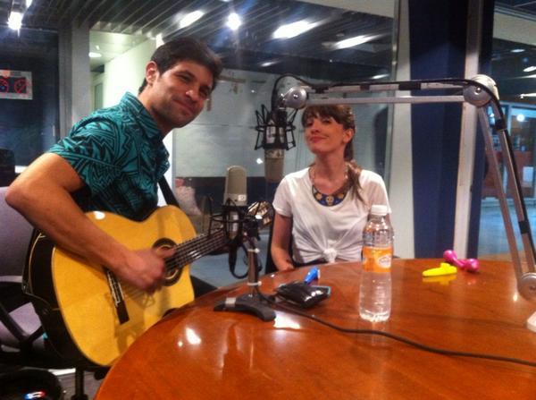 Mauricio Foullon (@Morrisfulon): En vivo @EspumasyT en @PuertoChipotle http://t.co/QduVUROjHd