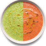 Most gazpacho recipes require no heat, which is why theyre perfect in August http://t.co/NFD5C0IPgn http://t.co/sZm7hvWL1c
