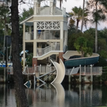 Slide collapses at community pool on Fleming Island. Photo courtesy A. Lewis. http://t.co/CKZKZqqaeO http://t.co/POdvulOu8q