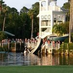 RT @WJXTvic: 13 injured, 2 transported after water slide collapses at Fleming Islands Eagle Harbor. http://t.co/AZj1p0hBKp http://t.co/Paytoil9ql