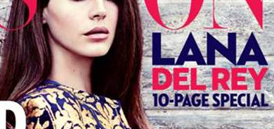 #LanaDelRey Royally Reigns On The Cover Of #FASHION Magazine! See All The Fun Pics HERE!