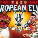 RT @Arsenal: The #EmiratesCup is just over one day away! Which match-up are you most looking forward to? http://t.co/zzQ3F0k7Sp