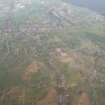 Arial view of bharatpur chitwan #Nepal http://t.co/5mC5Cobyvh