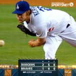 RT @SportsNetLA: Tonight's Player of the Game is Clayton Kershaw, who threw his second consecutive CG. He's good. http://t.co/tgDNLimuCm