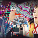 maaan... RT @CiNi501: @jpopkpoplover they have the twin towers falling imagery too https://t.co/8YHaRzjYvz also that girl is holding a plane