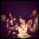 Party girls ~ #HappyBirthdayTiffany #ᄐᄑᄂᄂᄋᄌ http://t.co/bo1tzog2hn