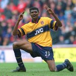 RT @MickTheGooner: Happy Birthday to Nwankwo Kanu (38). Thanks for the memories at Arsenal! http://t.co/WFCqTgYQRO http://t.co/vL8HSP8dVO
