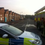 Police still trying to identify a body found in a Basford factory that was destroyed by a fire. #Nottingham http://t.co/SCiM7vgPn0