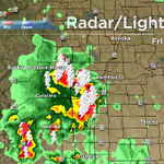 Dangerous thunderstorms still moving across central Alberta this morning. #yyc #abstorm http://t.co/SZbJRgnMyK