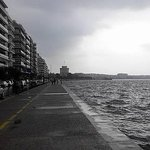 Έλα να βγαίνουν οι ομπρέλες πάλι! #thessaloniki #kairos #meteo #weather #greece http://t.co/0nCZwk3C8e