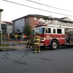 Crews at Elmwood Ave apartment fire in Dartmouth #cbcns http://t.co/tDiUCIac9X