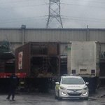 Foul play not being ruled out after human leg discovered at Thorntons Waste Plant in Ballyfermot #FM104News http://t.co/ekM0H4uJyA