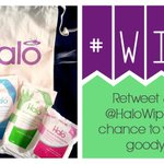 RT @HaloWipes: Its #FreebieFriday! RT and follow us for the chance to #win a Halo goody bag - perfect for #festivals! #Comp http://t.co/5hlcDwqrxW