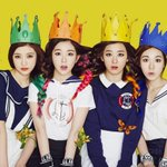 "Red Velvet debut with ""Happiness"" on Music Bank! http://t.co/VwUAT4mAZA http://t.co/4VbM3nSkhF"