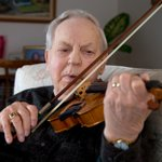 #CapeBreton #fiddling legend Buddy MacMaster, 89, doesnt pine to pick up his bow these days http://t.co/8ipgdzj8Tp http://t.co/PV2PHckxJE