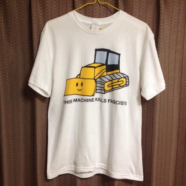 かっこいいTシャツだな〜 http://t.co/KjYtEi3A4N