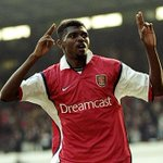 RT @Kiyaawe: Happy Birthday to #Arsenal Legend Kanu scored one of the most memorable hattricks, to give #AFC a 3-2 win over CFC http://t.co/AYNnOzzi6o