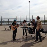 RT @Radio965Halifax: Were at @HfxSeaportMrkt with @thebroodhfx acoustic & prizes! #SummerOf965 http://t.co/RYsmF4nsLy