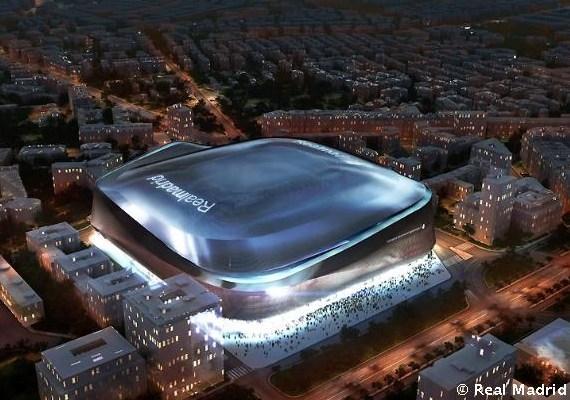 """Las obras del nuevo Bernabéu paralizadas por posibles """"ayudas públicas ilegales"""" http://t.co/TTPou6ZZEH http://t.co/9GvuocUqbY"""