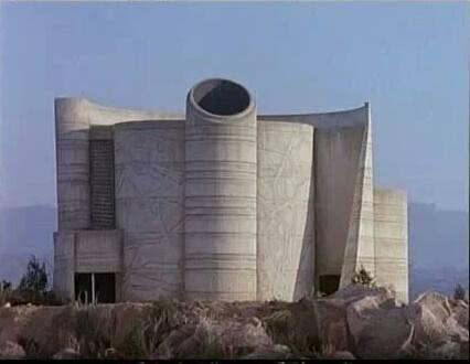 The Power Rangers command center is a real building located in California University! http://t.co/dCRPGdQslX