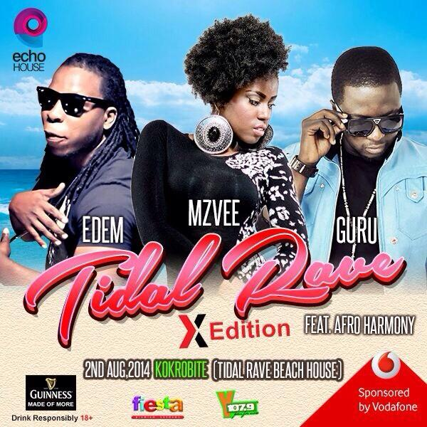 ENOUGH SAID! #TIDALRAVE will be EVERYTHING TOMORROW UP IN THE #TIDALRAVE beach house! http://t.co/ZMbItlKVYC