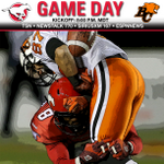 RT @calstampeders: Game Day! RT if youre cheering for the Stamps tonight! #calstampeders #cfl http://t.co/zb7NiFl6oo
