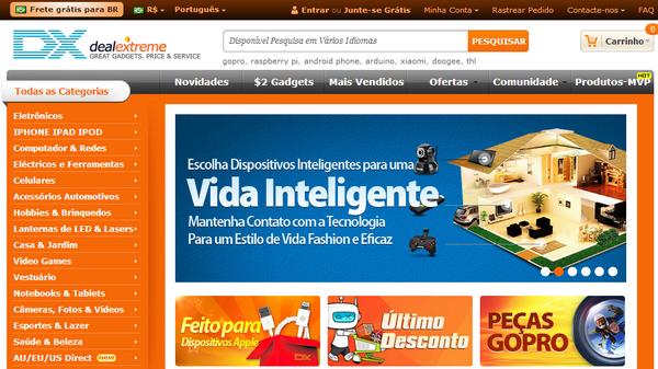 DealExtreme abre armazém no Brasil para você não pagar taxa de R$ 12 aos Correios: http://t.co/n5Xve2DrfH http://t.co/G8DKaNJkph