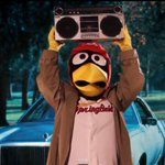 RT to #VoteLouieCardinals. Reason 11...He dresses up as 1980s John Cusack in his free time! #MascotMania @MiLB http://t.co/skgKYd34jT