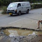 RT @Mike_Nkansah: @BBCAfrica even the whites in our country are mocking the quality of our roads http://t.co/akr7THUKu7