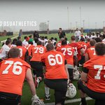 PHOTOS: This morning's @CowboyFB practice https://t.co/oW6lpSOHBe #okstate http://t.co/SRn0OXHp18