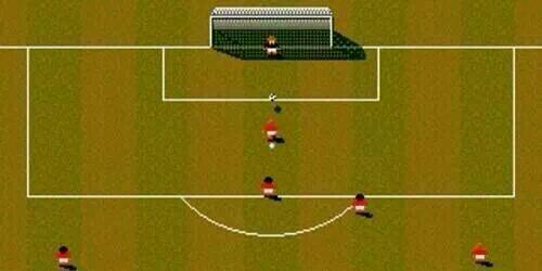 """This just made me far too nostalgic via """"@90sfootball: RT if you used to play Sensible Soccer as a kid! http://t.co/nG1XHQhADK"""""""