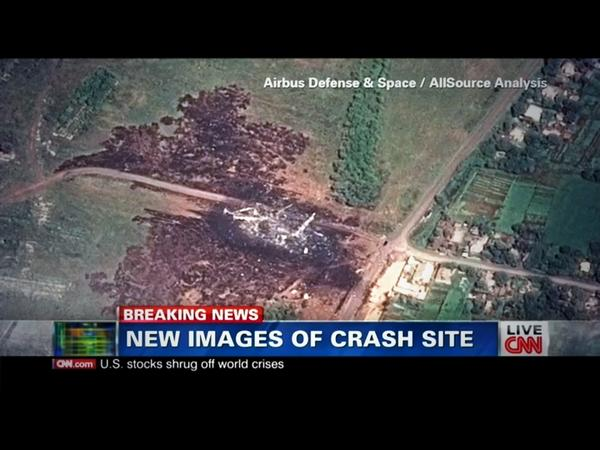 Crash site #MH17 #CNN #CNNi http://t.co/jMenYe3dkX