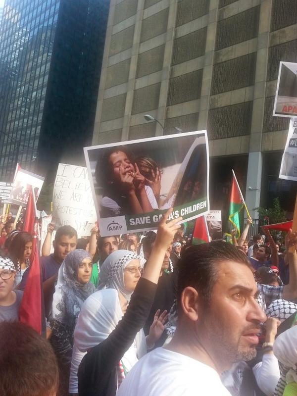 .@YourAnonNews #Chicago continues to stand solidarity with great people of Palestine and their struggle. #Gaza