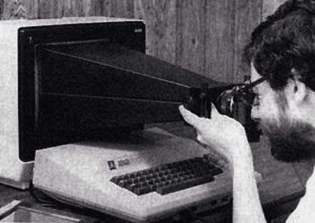 Así era una captura de pantalla hace 30 años... #increible #hipermedia http://t.co/Ji1skGiy8d