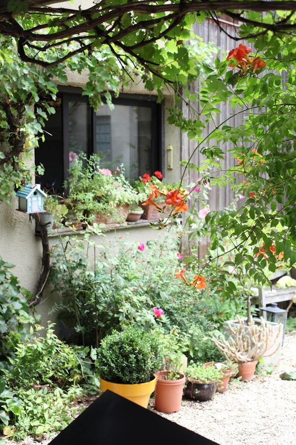 ブルゴーニュの田舎の家より。 http://t.co/1b4syNN22r
