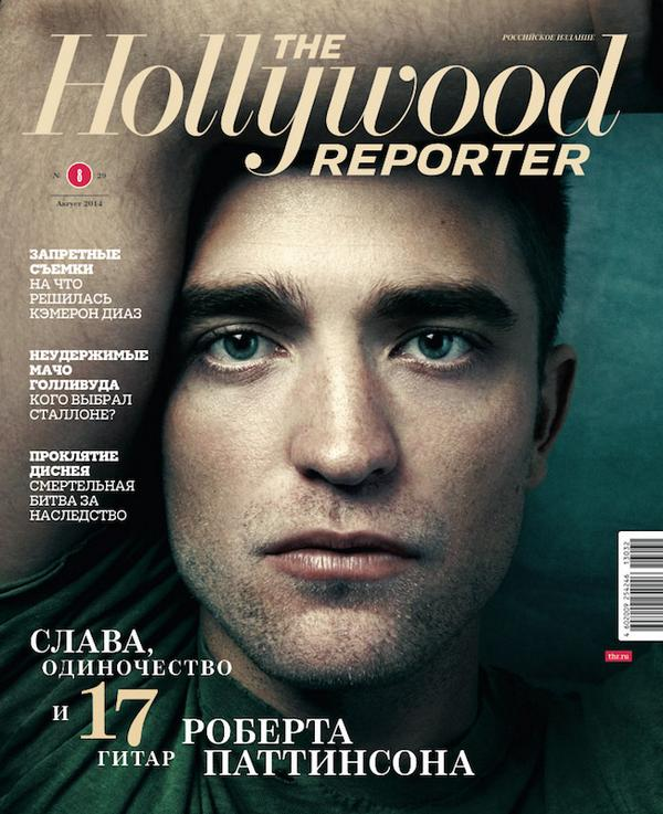New cover of @THR_Russia with Rob #TheRover  http://t.co/8Ltbtj6HzZ http://t.co/QMSpkl6qFM