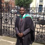 Congrats! > RT @BigPlumski: Finally graduated!!!!! #NTU its been real @TrentUni http://t.co/JuD4WkACb6