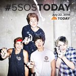 """@TODAYshow: Tomorrow On TODAY: They are here, @5SOS performs LIVE! Whos joining them on the plaza? #5SOSTODAY http://t.co/In0uTsZE30"" ????"
